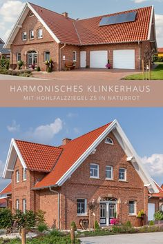 House Plans Mansion, Living Place, Welcome To My House, Living Styles, Home Projects, Decoration, Brick, Sweet Home, Home And Garden