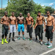 Black Man, Fine Black Men, Handsome Black Men, Black Boys, Fine Men, Cute Black Guys, Gorgeous Black Men, Beautiful Men, Beckham Jr