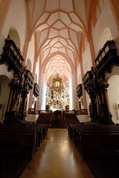 Church in Austria where the Sound of Music was filmed