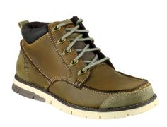 Skechers SK63567 Mens Relaxed Fit: Kane - Maken Lace Up Boot - Robin Elt Shoes  http://www.robineltshoes.co.uk/store/search/brand/Skechers-Mens/