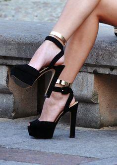 high heels, always
