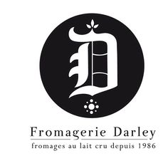 Logo Fromagerie Darley à Ruca (Design Owen Poho)