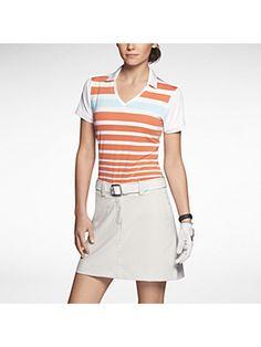 5fdf70e9f0758 The Nike V-Neck Women s Golf Polo.