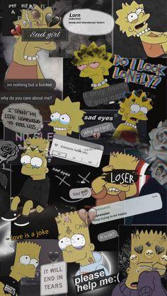 Simpsons Aesthetic