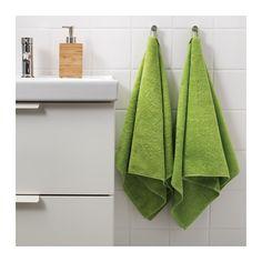 HÄREN Hand towel, green