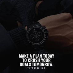 Make a plan today to crush your goals tomorrow! Life Lesson Quotes, Life Quotes, Mindset Quotes, Affirmations For Happiness, Sorry Quotes, Motivational Quotes, Inspirational Quotes, Postive Quotes, Good Motivation