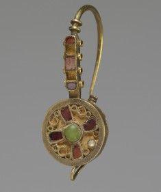 Medieval earring
