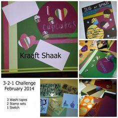 Debi Davis' submission for Feb 2014 Kraafters Kommunity - Member heARTistry Gallery - Community - Google+