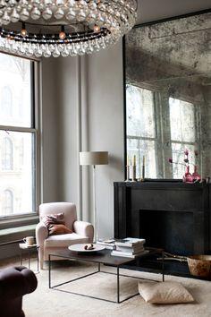 A loft in Soho - New York Loft Apartment of Ochre's Harriet Maxwell Macdonald and Andrew Corrie