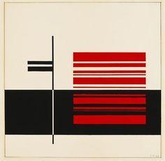 Jean Gorin 1899 St-Emile-de-Blain - 1981 Niort Gouache Monogrammed