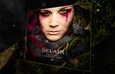 """DELAIN Premiere Lyric Video for """"Your Body is a Battleground"""""""