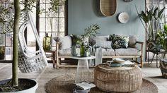Inspiratieboost: een woonkamer met natuurlijke materialen