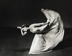 """""""The body says what words cannot."""" -Martha Graham. Letter to the World, Kick, 1940 Barbara Morgan"""