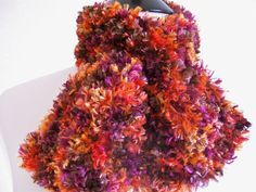 I just listed  Colorful  Knitted Scarf  on The CraftStar @TheCraftStar #uniquegifts