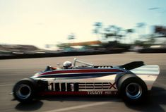1981 USA West Long Beach Elio De Angelis