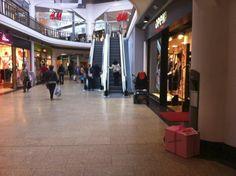 shopping & #boxing @Breda  overdekt shoppen in de Barones.