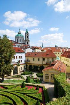 Vrtba Garden, Prague, Czech Republic