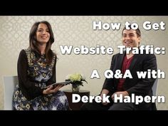 How to Get Website Traffic: A Q with Derek Halpern http://www.marieforleo.com/2012/10/get-more-traffic/