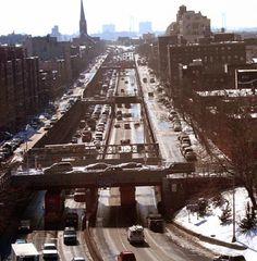 brooklyn-queens expressway (new york, ny)