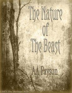 """""""New Title for NaNoWriMo Project"""". Warning: May contain a first draft of a book cover."""