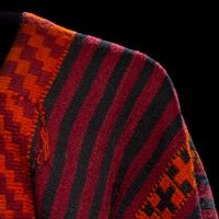 Mapuche poncho