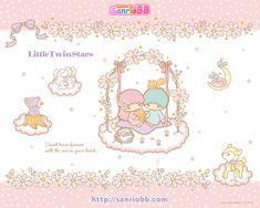 【2010】【Sanrio BB】★Little Twin Stars★