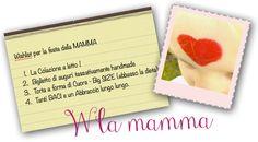 Speciale regali festa della mamma . . . e tu che mamma sei ?   www.farecreare.it