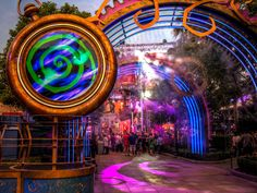 Mad T Party at Disney California Adventure is an amazingly fun time!  LOVE it!  http://mousetalestravel.com/jenny-thrasher/