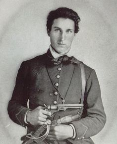 Lt. Andrew Jackson Lacy joined the regiment in August of 1862. He resigned in July of 1863, but never returned home. To this day, it is not known what happened to him. During his service with the 8th Tennessee Cavalry, Lt. Lacy wrote several letters to his family and gave no indication that he would not return.