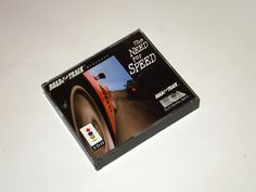 While others came in standard jewel cases, like the first ever Need for Speed game.
