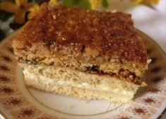 Show details for Recept - Řezy kralevic Polish Desserts, Polish Recipes, No Bake Desserts, Delicious Desserts, Baking Recipes, Cake Recipes, Dessert Recipes, Cupcake Cakes, Cake Cookies