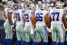 Dallas Cowboys Likely To Field NFLs Youngest O-Line In 2015 - Blogging The Boys