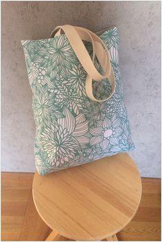 sac à main, tote-bag en tissu , cabas : Sacs à main par elima-elima