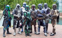 Find out how to make your own Boba Fett-style armor -- including safeguards against blind scoundrels.