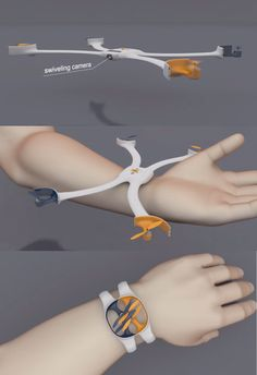 Nixie is a drone wristband that can take flight and snap photos and videos for you.