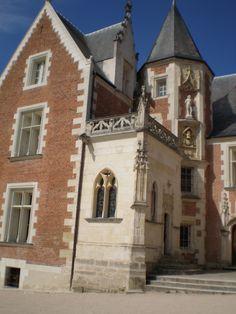 Chateau Clos du Luce, Da Vinci home,  Amboise, France