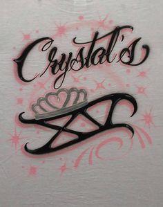 2dd582c5 Airbrush Quinceanera Crystal 15 15th Roman Numeral XV Tiara Quince Squad  Blush Pink Salmon Princess Crown Custom Airbrush T-Shirt Hoodie