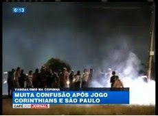Galdino Saquarema Esporte: Os animais do Corinthians e do SPFC entram em confronto SP.