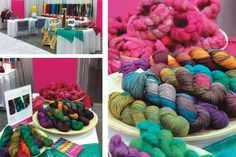 TNNA Booth Photos in Article  {{http://www.sweetgeorgiayarns.com/2013/02/so-you-want-to-start-a-business/}}