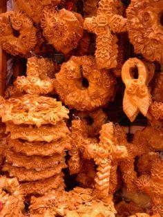 decorative breads from Crete
