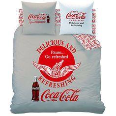 Parure de lit Coca Cola 240 cm in Maison | eBay