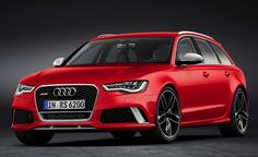 2014 Audi RS6 Avant Photos Leak Ahead of Debut. For more, click http://www.autoguide.com/auto-news/2012/12/2014-audi-rs6-avant-photos-leak-ahead-of-debut.html
