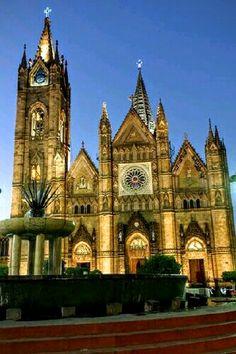 Templo Expiatorio, #Guadalajara, #Jalisco, #México. Eliza Bracho  Tour By Mexico - Google+