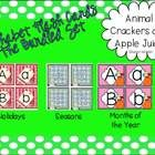 In this bundled set you will find my Alphabet Flash Cards, all thirteen sets.  These cards are adorable and your students will love using them beca...