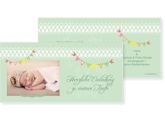 Glückseligkeit Buchzeichen 2-seitig 70x210mm grün, Babykarte, Geburtskarte, Taufkarte, Taufe, Baby, Karten, karten4you, karten4you.ch Ivana, Birth