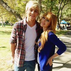 Ross lynch & Bella Thorne