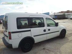 Opel combo 1300 cc del con km, itv en vigor, revisiones Van, Vehicles, Vans, Car, Vehicle, Tools