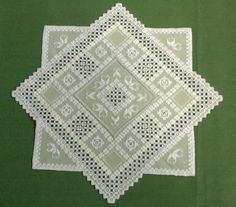 Montana Arts Council: Hardanger Embroidery