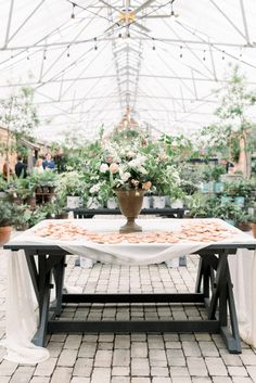 A Spring Wedding at Long Hollow Gardens in Nashville - Over The Moon