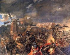 I Cavalieri Teutonici Sconfitti A Tannenberg nel 1410